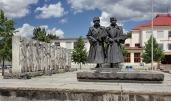 Památník Osvobození s hrobem neznámého vojína