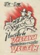 Plakát k výstavě Valašsko v práci