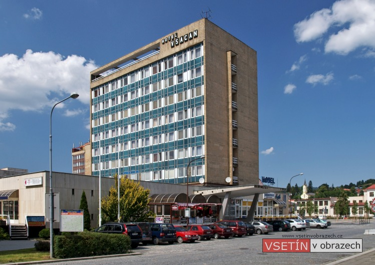 Hotel Vsacan