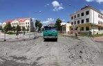 Rekonstrukce křižovatky před gymnáziem